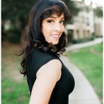 San Diego Headshot Photographer | Outdoor Portraits | © Kristine Marie Photography