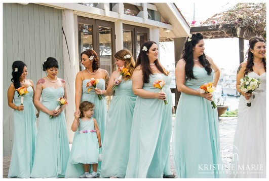 Tiffany Blue Bridesmaid Dresses San Diego