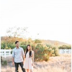 Sunset Engagement Photo | San Diego Engagement Photographer | Kristine Marie Photography