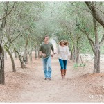 San Diego Outdoor Mountain Wintery Engagement | Iron Mountain Hiking Trail Poway | Wedding Photographer | © Kristine Marie Photography www.kristinemariephotography.com (6)