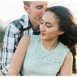 Romantic Woodsy Engagement Photo | San Diego Poway Engagement Photographer (6)