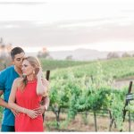 Winery Creek Winery Engagement | Temecula Wedding Photographer | © Kristine Marie Photography www.kristinemariephotography.com (24)
